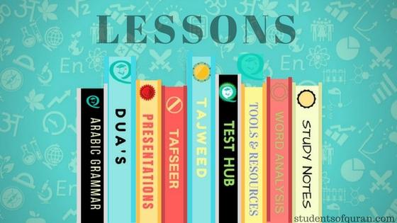 lessons-studentsofquran.com