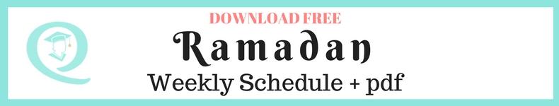 ramadan-weekly-schedule-studentsofquran.com
